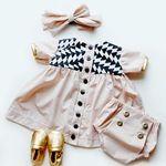 出産のお祝いに、やさしい素材のベビー服6選