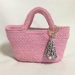 オールシーズン楽しめる「手編みのバッグ」を手に入れよう
