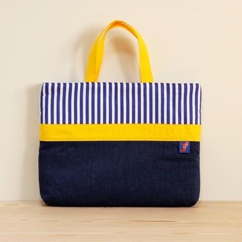 レッスンバック゛<Color> 【ワッペン縫いつけオーダー可】|レッスンバッグ・ケース|ハンドメイド通販・販売のCreema (274)