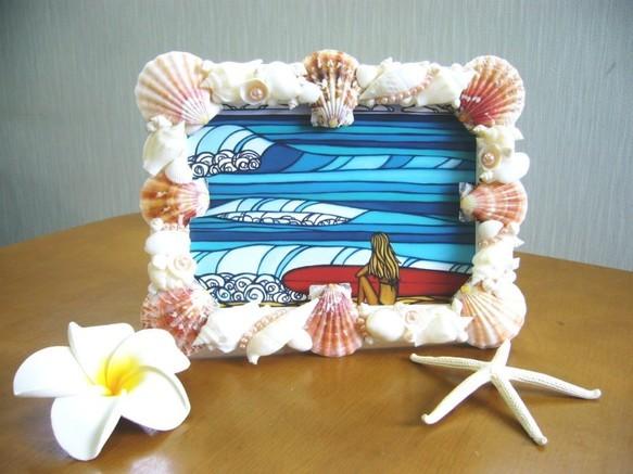 貝殻のフォトフレーム|フォトフレーム・写真立て|ハンドメイド通販・販売のCreema (359)