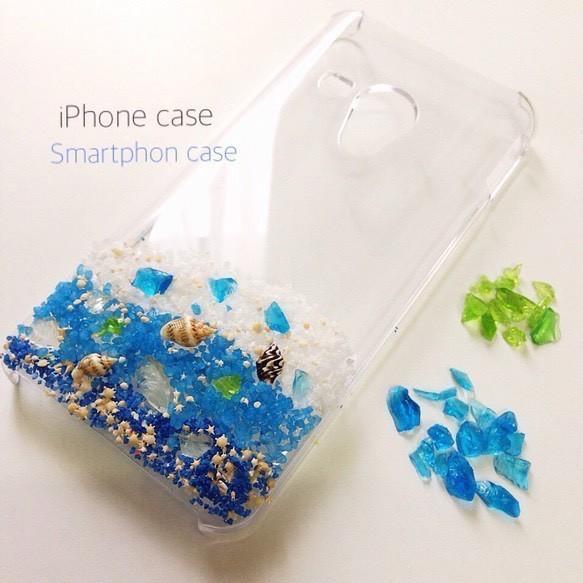 iPhone5ケース★琉球ガラス♡|iPhoneケース・スマホ|ハンドメイド通販・販売のCreema (566)