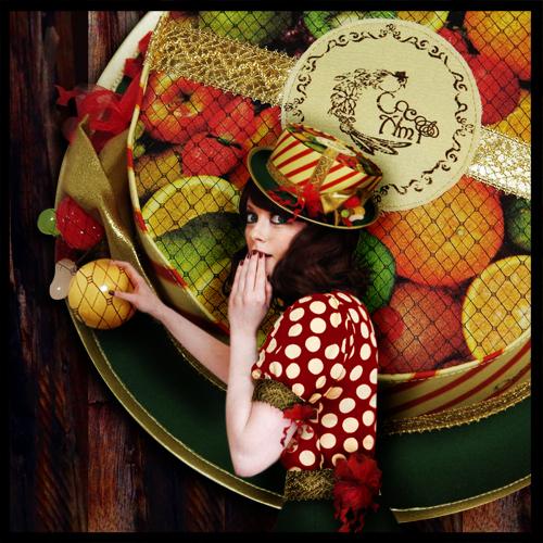 飴リ☆CANDY/ビビッド by Coco&Ami(こことあみ) ファッション 帽子 | ハンドメイドマーケット minne(ミンネ) (842)