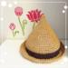 夏の子供・キッズ服にプラスしたい♪ユニークな形の麦わら帽子