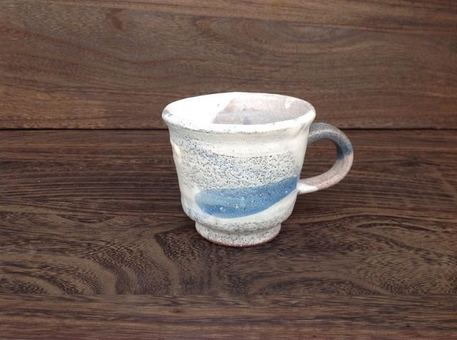 コバルトと藁灰釉のマグカップ 作品詳細 | 佐ノ川谷藍子 | ハンドメイド通販 iichi(いいち) (991)