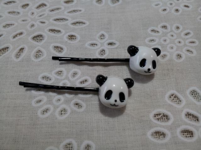 ☆むふふパンダちゃんセット☆ by little☆star アクセサリー ネックレス | ハンドメイドマーケット minne(ミンネ) (1111)