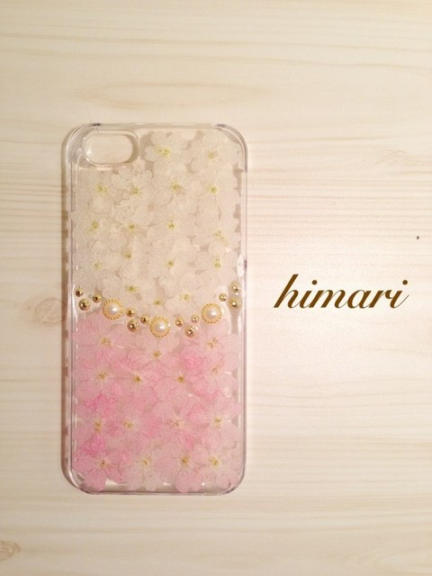 再販【受注製作18】iphone5/5sケース 本物のお花使用 スマホ  |iPhoneケース・スマホ|ハンドメイド通販・販売のCreema (1409)