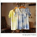 VネックのおしゃれなTシャツでメンズライクなファッションを*