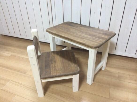 ☆キッズテーブル&チェアー☆|テーブル・デスク|ハンドメイド通販・販売のCreema (2971)