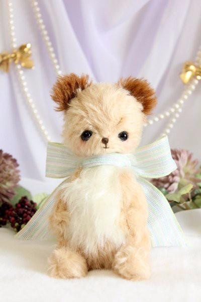 【定形外送料無料】3色のテディベア|人形・ぬいぐるみ|ハンドメイド通販・販売のCreema (3502)