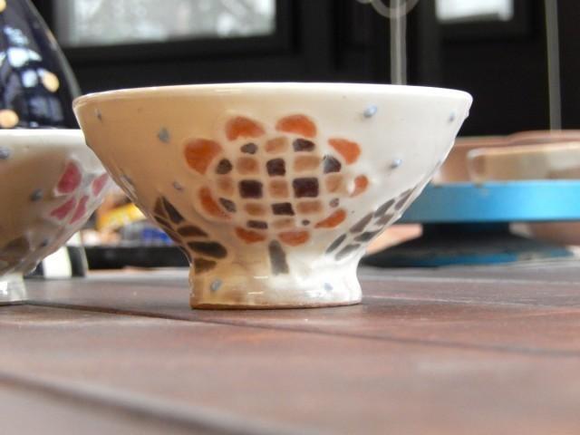 赤ちゃんにあげたいお茶碗(ひまわり) 作品詳細 | 日高裕子 | ハンドメイド通販 iichi(いいち) (3534)