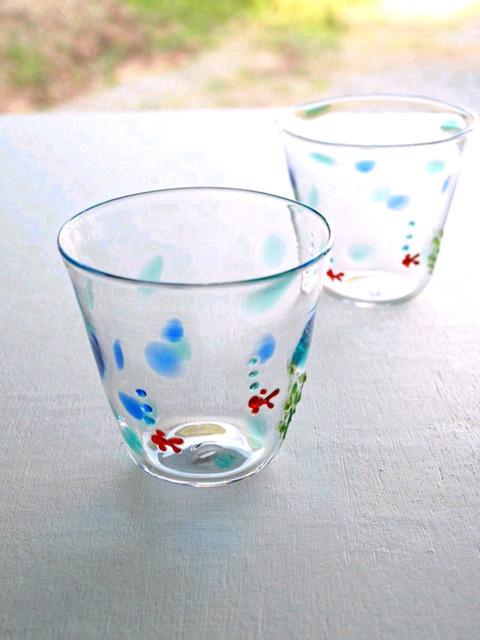 金魚グラス|グラス|ハンドメイド通販・販売のCreema (3565)