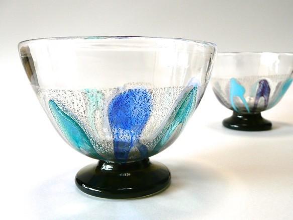 プラチナ箔 デザートグラス-1|お椀・ボウル・鉢|ハンドメイド通販・販売のCreema (4286)