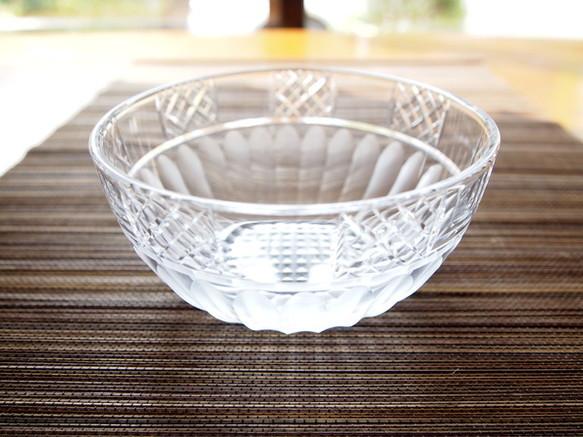 切子ガラス  小鉢 「華」|お椀・ボウル・鉢|ハンドメイド通販・販売のCreema (4289)