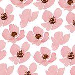 ハンドメイドの花柄ブラウスでナチュラルコーデに差をつけて*