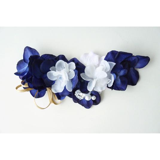 flower accessory by tulip アクセサリー ヘアアクセサリー | ハンドメイドマーケット minne(ミンネ) (4794)