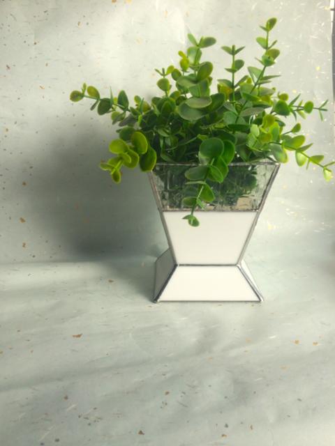 vetro◇フラワーベース by vetro 陶器・ガラス・食器 ガラス工芸 | ハンドメイドマーケット minne(ミンネ) (4813)