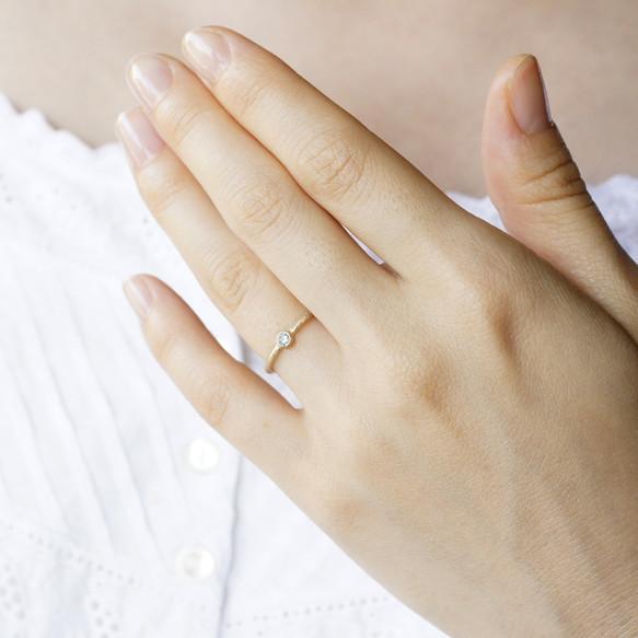 Peridot birthstone ring {R050K10PD}|指輪|ハンドメイド通販・販売のCreema (4930)