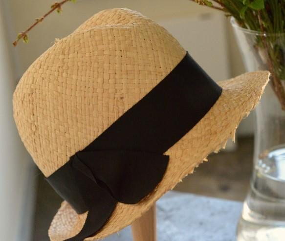 ラフィアのfedora|帽子|ハンドメイド通販・販売のCreema (4958)