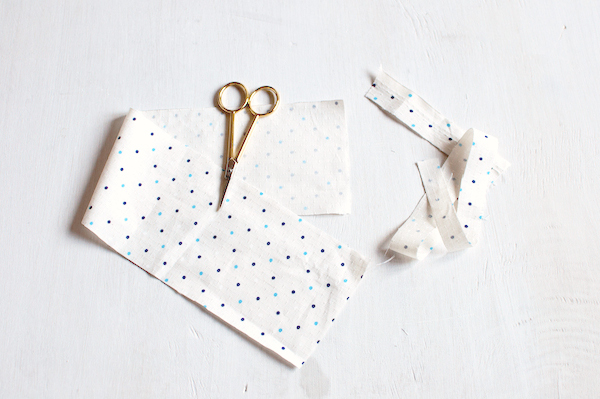 Oh the lovely things: Easter DIY: No Sew Bunny Ear Scrunchie (6544)