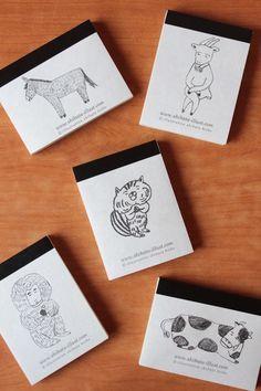 blog用メモ帳モノクロ | stamp design | Pinterest (6585)
