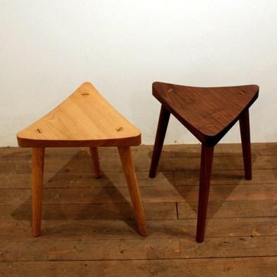 三角スツール|椅子・ベンチ・スツール|ハンドメイド通販・販売のCreema (9997)