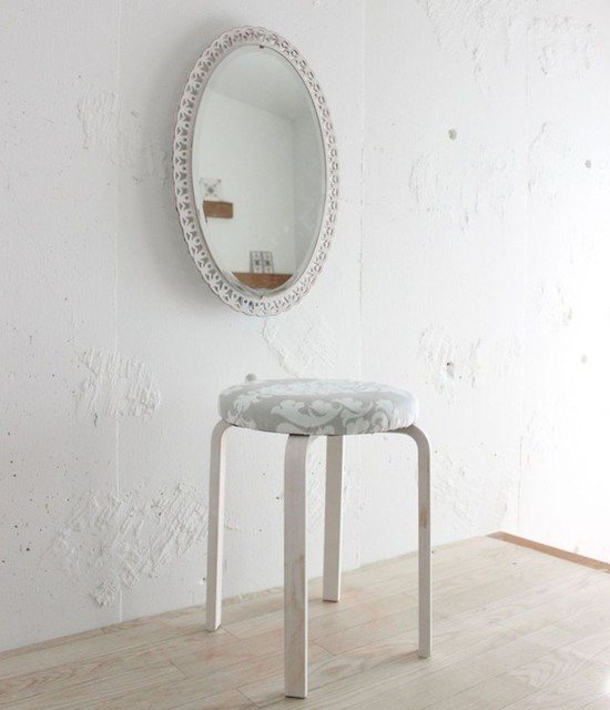マーガレットのミラー|その他家具|ハンドメイド通販・販売のCreema (10095)