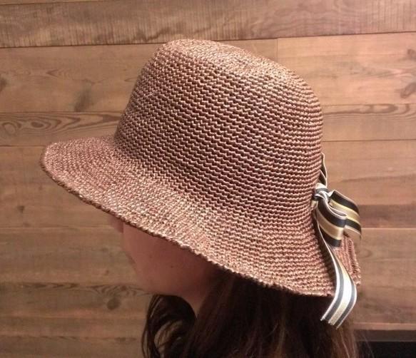 麦わら帽子(受注販売)|帽子|ハンドメイド通販・販売のCreema (10185)