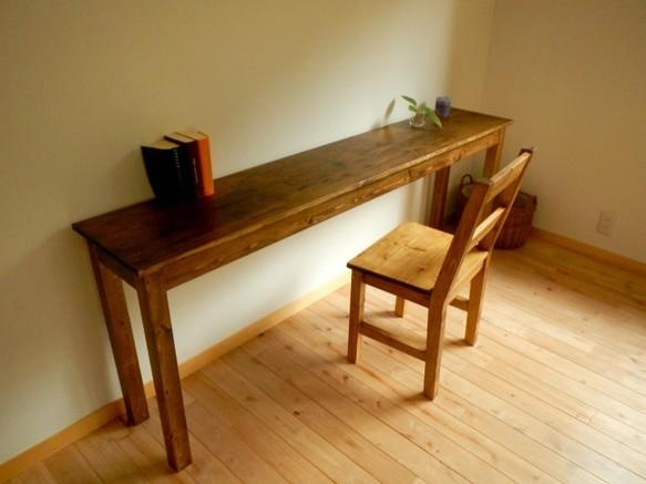 long desk w1800(slim)..FRIED.. |テーブル・デスク|ハンドメイド通販・販売のCreema (10324)
