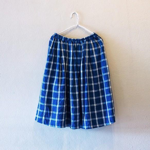 ミモレ丈ギャザースカート|スカート・パンツ|ハンドメイド通販・販売のCreema (10599)