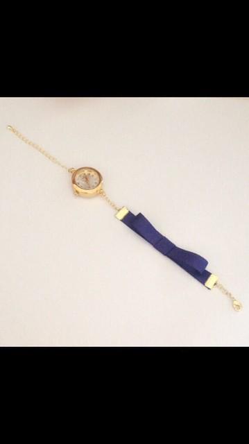 グログランリボン 腕時計 ブレスレット ウォッチ|腕時計|ハンドメイド通販・販売のCreema (10650)