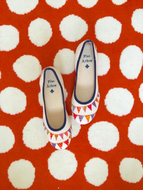 partypartyパンプス by POKA ファッション 靴 | ハンドメイドマーケット minne(ミンネ) (10907)