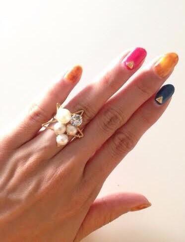 ビジューinスターリング|指輪|ハンドメイド通販・販売のCreema (11235)
