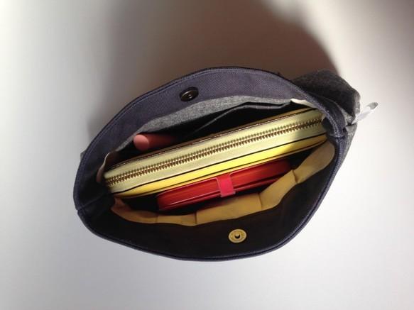 冬のクラッチバック|クラッチバッグ|ハンドメイド通販・販売のCreema (11278)