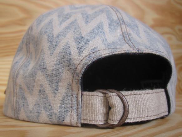 "MUSTY COFFEE SHOP ""ZIG-ZAG"" BASEBALL CAP|帽子|ハンドメイド通販・販売のCreema (11955)"