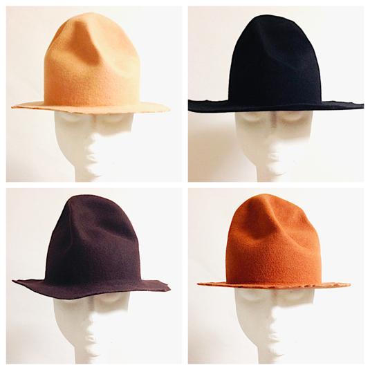 MOUNTAIN WORN by yponhats ファッション 帽子 | ハンドメイドマーケット minne(ミンネ) (11964)