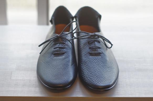 ハンドメイドシューズ 「北山」 Color ブラック |靴・スニーカー・サンダル|ハンドメイド通販・販売のCreema (11984)