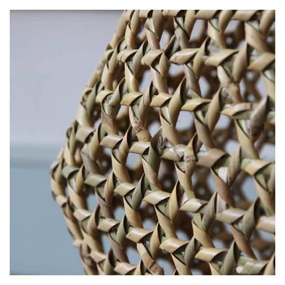 竹の巻き編みかごバッグ | hitofushi | 暮らしの道具と和の歳時記 (12017)