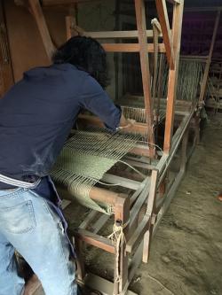 倉敷 い草のかご|岡山の手仕事|世界のかご カゴアミドリ (12021)