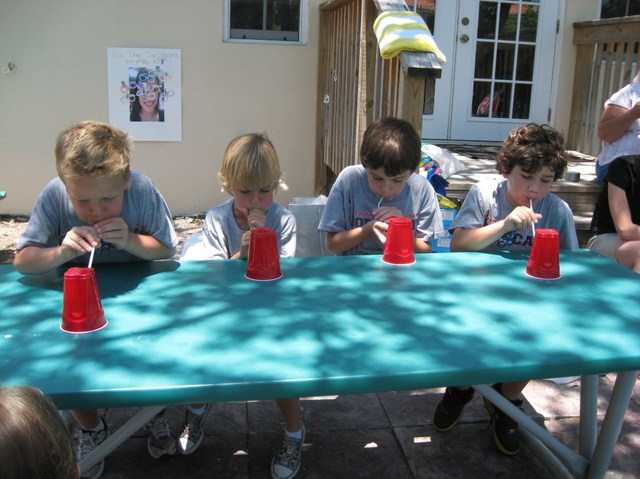 Minute To Win It - Games for Summer Fun! - Happy Home Fairy (12062)