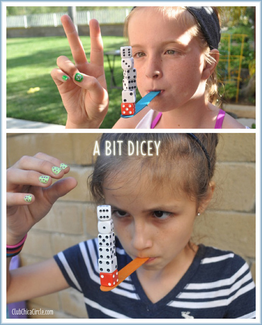 Minute to Win It – Tween Challenge   Club Chica Circle - where crafty is contagious (12065)