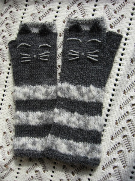 トラネコ ハンドウォーマー|手袋・ミトン|ハンドメイド通販・販売のCreema (12446)