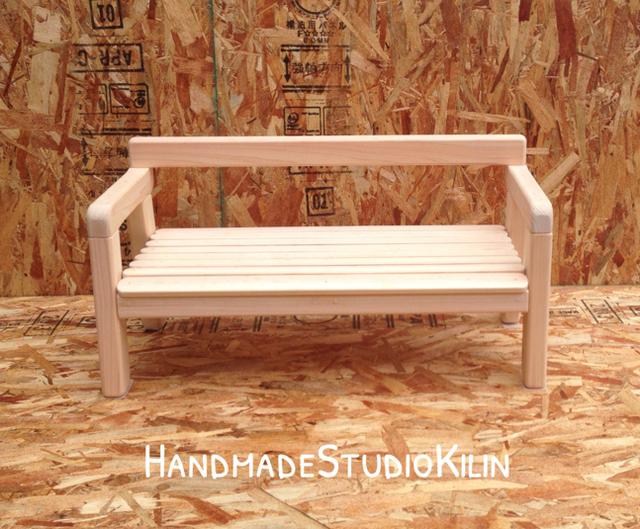 木ds bench (子どもいす  ベンチ) | ハンドメイド、手作り作品の通販 minne(ミンネ) (13026)
